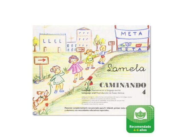 LAMELA CUADERNILLOS CAMINANDO 4L02004