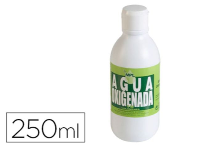 AGUA OXIGENADA BOTE 250ML