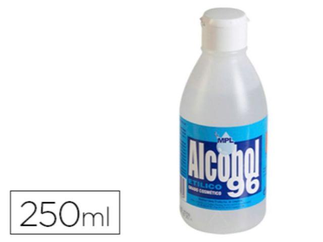 ALCOHOL 96º BOTE 250ML