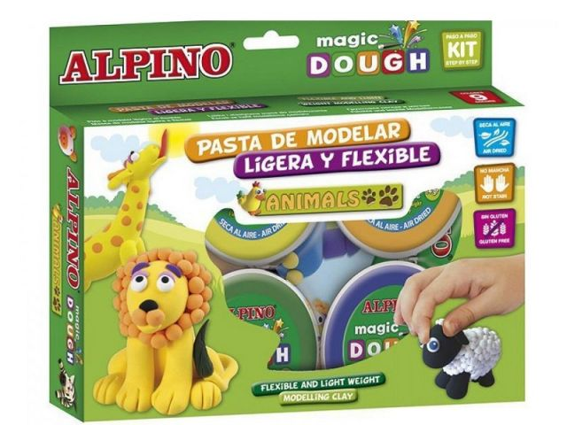 ALPINO C.6 PASTA BLAND MAGIC D 40GR DP000139