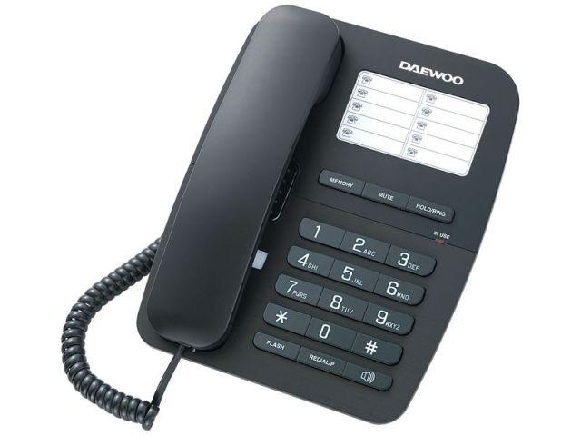 DAEWOO TELEFONO SOBREMESA DTC 240  DW0060