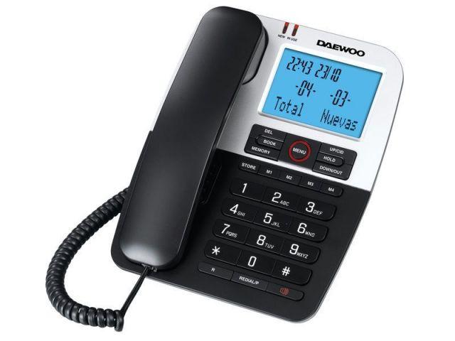DAEWOO TELEFONO SOBREMESA DTC 410 DW0061