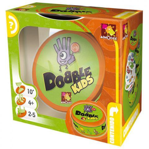 JUEGO DOBBLE KIDS (ZYGOMATIC)