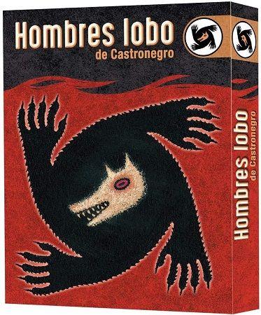 JUEGO HOMBRES LOBO DE CASTRONEGRO (ZIGOMATIC)