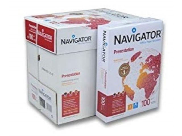 NAVIGATOR P.500H PAPEL A4 100G PRESENTATION