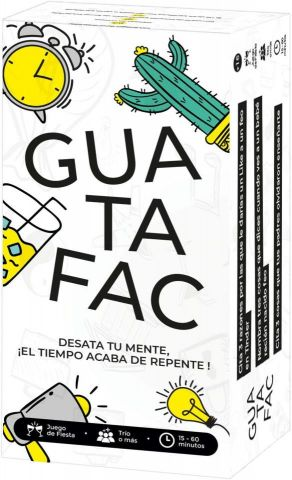 JUEGO GUATAFAC (ZYGOMATIC)