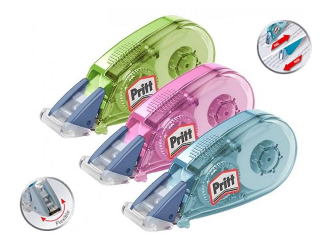 PRITT CORRECTOR MICRO ROLL 5mm X 6mt 2035011