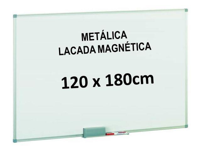 FAIBO PIZARRA BLANCA LACADA MAGNET. 120X180 840-12