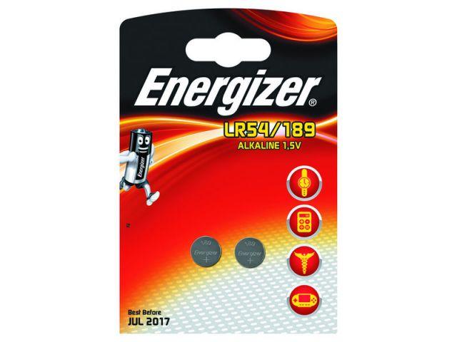 ENERGIZER BLISTER 2 PILAS 189 2 UNID LR54/189