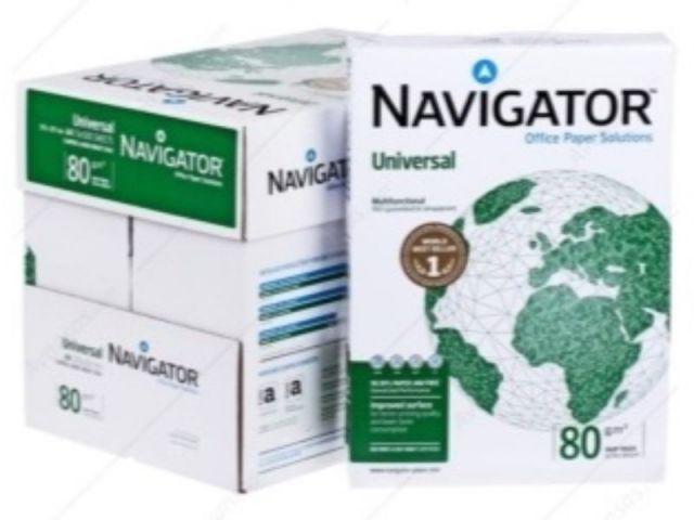 NAVIGATOR P.500H PAPEL A4  80G UNIVERSAL  NAV-80-