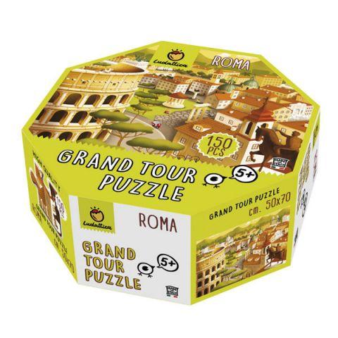 PUZZLE GRAND TOUR ROMA 150 PIEZAS (LUDATTICA)