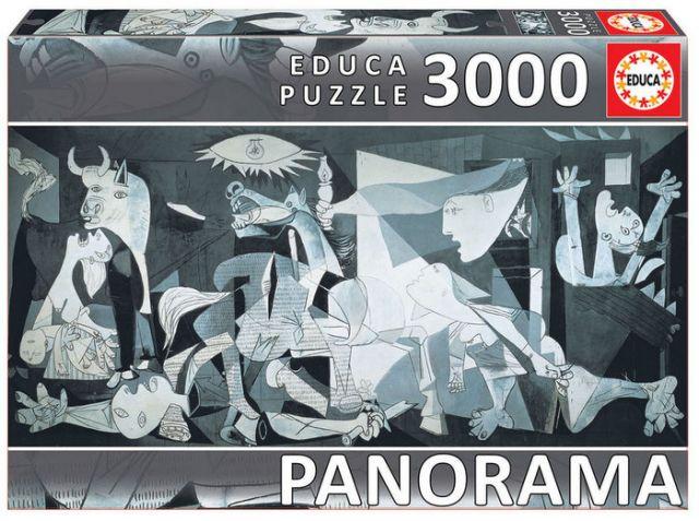 PUZZLE 3000 PZ. GUERNICA,PICASSO   - 11502 (EDUCA)