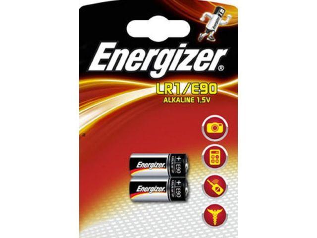 ENERGIZER BLISTER 2 PILAS.E-90/LR1 629563