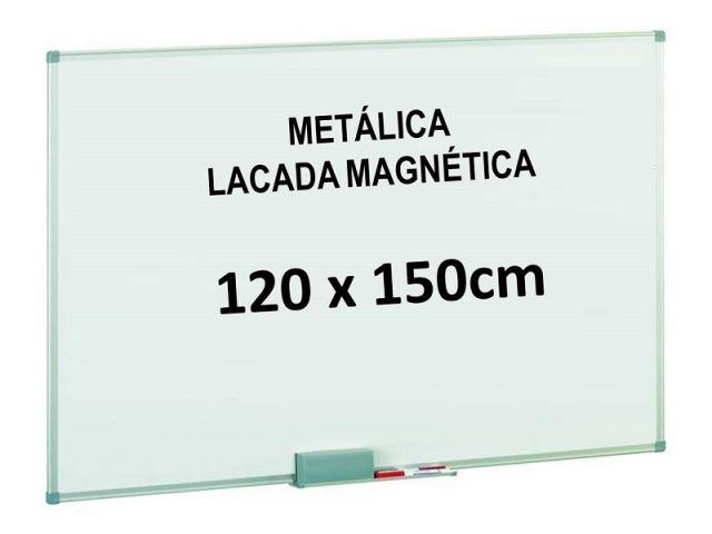 FAIBO PIZARRA BLANCA LACADA MAGNET. 120X150 840-4