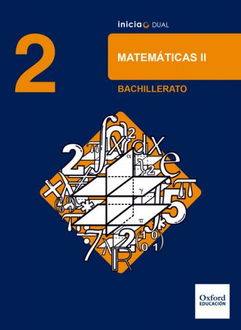 MATEMÁTICAS 2º BACHILLERATO INICIA (OXFORD)