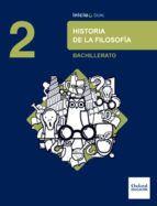 HISTORIA DE LA FILOSOFÍA 2º BACHILLERATO INICIA (O