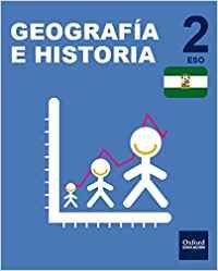 GEOGRAFÍA E HISTORIA 2º E.S.O. ANDALUCÍA 2017 (OXF