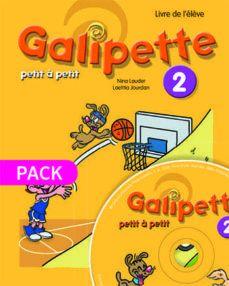 (OXFORD) LENG.EXT. FRANCÉS. 2º E.P. GALIPETTE.PETI