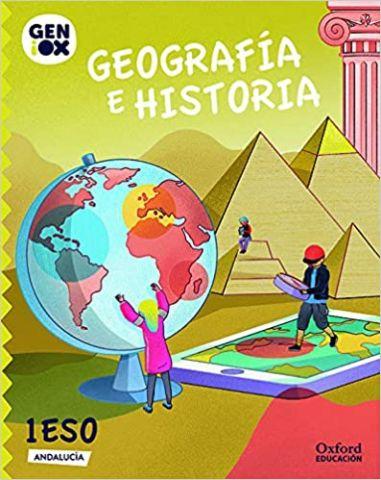(OXFORD) GEOGRAFIA E HISTORIA 1ºESO AND.20