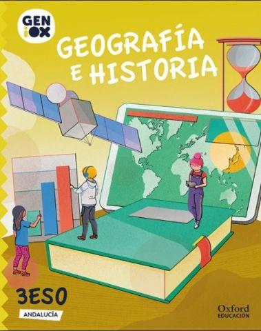 (OXFORD) GEOGRAFIA E HISTORIA 3ºESO AND.20