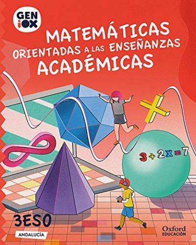 (OXFORD) MATEMATICAS ACADEMICAS 3ºESO AND.20