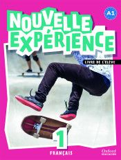 (OXFORD) FRANCES 1ºESO AND.20 EXPERIENCE NOUV