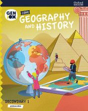 (OXFORD) GEOGRAFIA E HISTORIA 1ºESO AND.20 CORE