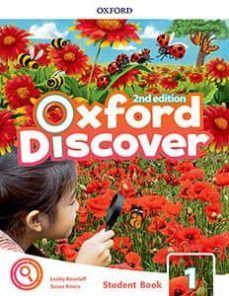 (OXFORD) LENG.EXT.: INGLÉS.1º E.P.OXFORD DISCOVER