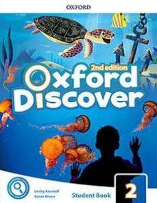 (OXFORD) LENG.EXT. INGLÉS.2º E.P.OXFORD DISCOVER 2