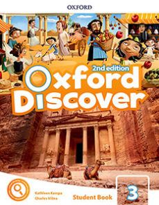 (OXFORD) LENG.EXT.: INGLÉS.3º E.P.OXFORD DISCOVER