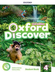 (OXFORD) INGLÉS. 4º E.P. OXFORD DISCOVER 4 2ND EDI