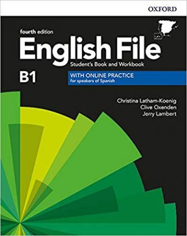 ENGLISH FILE B1  (4th Edition). STUDENT'S BOOK