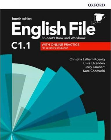ENGLISH FILE C1.1  (4th Edition). STUDENT'S BOOK