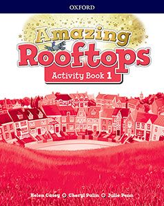 AMAZING ROOFTOPS 1 ACTIVITY BOOK (OXFORD)