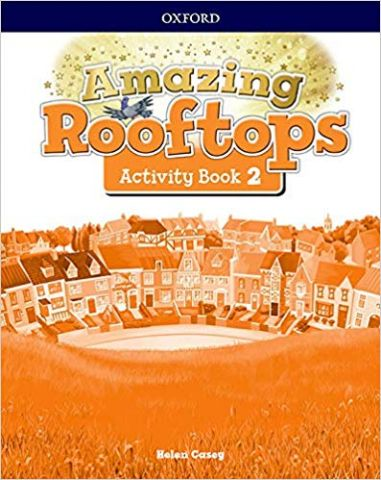 AMAZING ROOFTOPS 2 ACTIVITY BOOK (OXFORD)