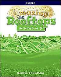 AMAZING ROOFTOPS 3 ACTIVITY BOOK (OXFORD)