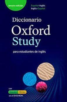 DICCIONARIO OXFORD STUDY PARA ESTUDIANTES  INGLÉS