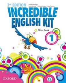 (OXFORD) INGLÉS. 1º E.P. INCREDIBLE ENGLISH KIT 1