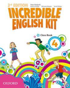 (OXFORD) INGLÉS. 4º E.P. INCREDIBLE ENGLISH KIT 4