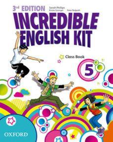 (OXFORD) INGLÉS. 5º E.P. INCREDIBLE ENGLISH KIT 5.