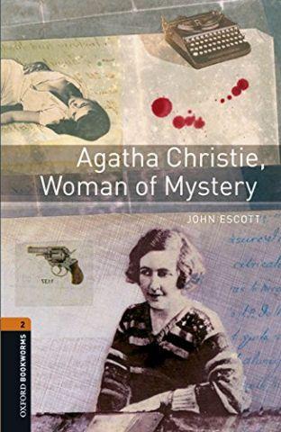 AGATHA CHRISTIE WOMAN OF MYSTERY  LEVEL 2 (OXFORD)
