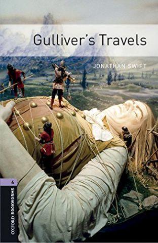 GULLIVER'S TRAVELS LEVEL 4 (OXFORD)
