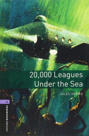 20000 LEAGUES UNDER SEA LEVEL 4 (OXFORD)