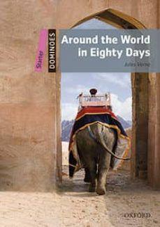AROUND THE WORLD IN EIGHTY DAYS DOM. STARTER (OXF)