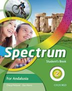 INGLÉS. SPECTRUM 2º E.S.O. STUDENT'S BOOK FOR ANDA