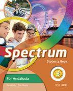 INGLÉS. SPECTRUM 3º E.S.O. STUDENT'S BOOK FOR ANDA