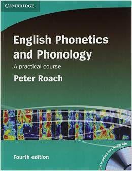 ENGLISH PHONETICS AND PHONOLOGY