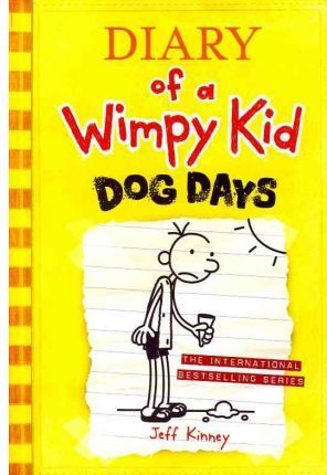 DIARY OF A WIMPY KID 4 DOG DAYS