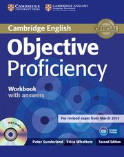 OBJECTIVE PROFICIENCY. WORKBOOK WITH ANSWERS AND C