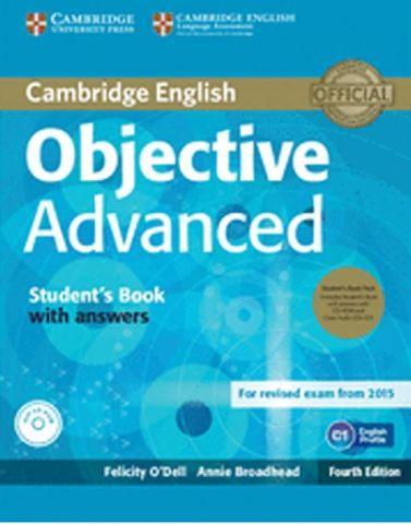 CAMBRIDGE ENGLISH OBJECTIVE ADVANCED. STUDENT'S BO